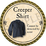 Creeper Shirt - 2016 (Gold)