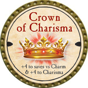 Crown of Charisma - 2014 (Gold)