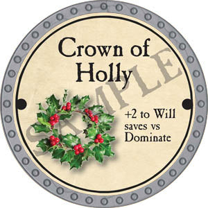 Crown of Holly - 2017 (Platinum)