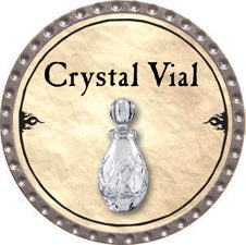 Crystal Vial - 2010 (Platinum) - C37