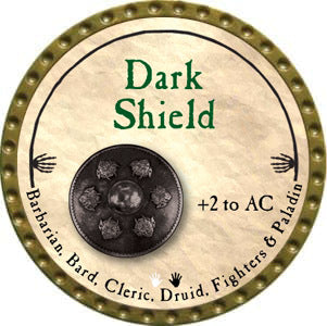 Dark Shield - 2012 (Gold)