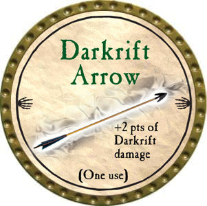 Darkrift Arrow - 2012 (Gold) - C49