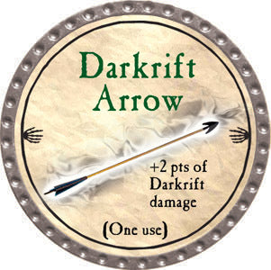 Darkrift Arrow - 2012 (Platinum) - C37