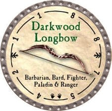 Darkwood Longbow - 2009 (Platinum)