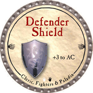 Defender Shield - 2012 (Platinum) - C22