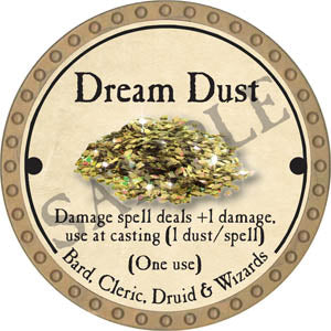 Dream Dust - 2017 (Gold)