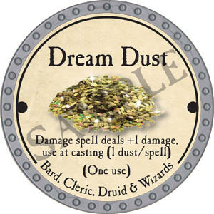 Dream Dust - 2017 (Platinum)