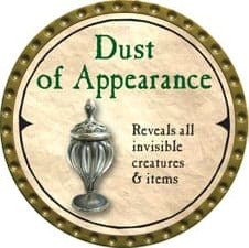 Dust of Appearance - 2007 (Gold)