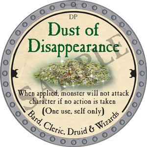 Dust of Disappearance - 2018 (Platinum)