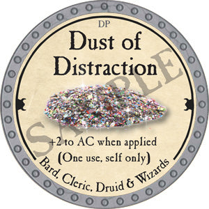 Dust of Distraction - 2018 (Platinum)