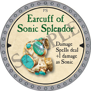 Earcuff of Sonic Splendor - 2019 (Platinum)