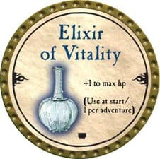 Elixir of Vitality - 2010 (Gold)