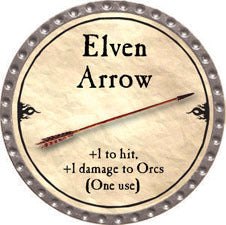 Elven Arrow - 2010 (Platinum) - C37