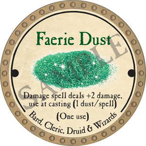Faerie Dust - 2017 (Gold)