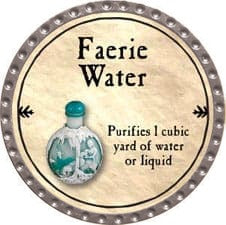 Faerie Water - 2009 (Platinum)