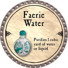 Faerie Water - 2010 (Platinum)