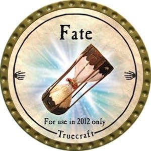 Fate (Truecraft) - 2012 (Gold) - C62