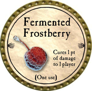 Fermented Frostberry - 2012 (Gold)