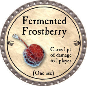 Fermented Frostberry - 2012 (Platinum) - C37