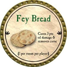 Fey Bread - 2009 (Gold)
