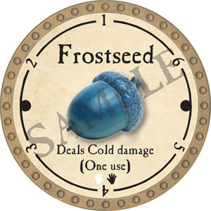 Frostseed - 2017 (Gold)