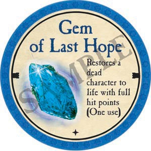 Gem of Last Hope - 2020 (Light Blue) - C26