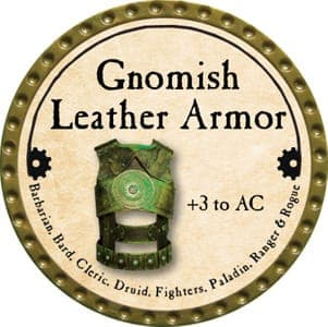 Gnomish Leather Armor - 2013 (Gold)