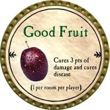 Good Fruit - 2009 (Gold) - C49