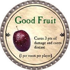 Good Fruit - 2009 (Platinum)