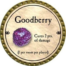 Goodberry - 2009 (Gold)