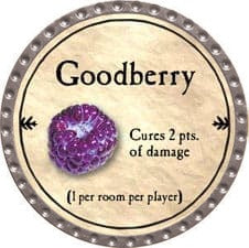 Goodberry - 2009 (Platinum)