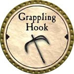 Grappling Hook - 2008 (Gold)