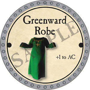 Greenward Robe - 2017 (Platinum)