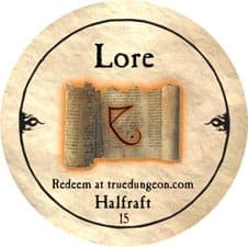 Halfraft (Lore) - 2010 (Copper)