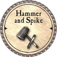 Hammer and Spike - 2007 (Platinum)