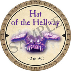 Hat of the Hellway - 2019 (Gold)