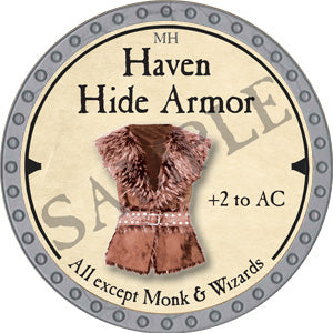 Haven Hide Armor - 2019 (Platinum)