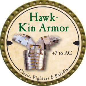 Hawk-Kin Armor - 2014 (Gold) - C49