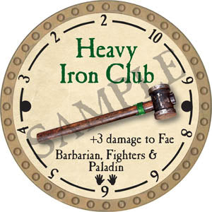 Heavy Iron Club - 2017 (Gold)