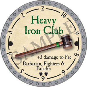 Heavy Iron Club - 2017 (Platinum)