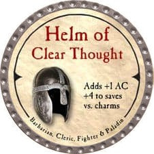 Helm of Clear Thought - 2007 (Platinum)