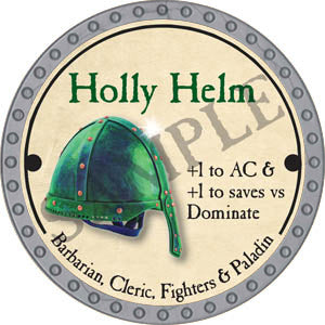 Holly Helm - 2017 (Platinum)