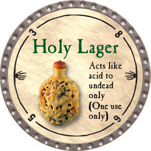 Holy Lager - 2012 (Platinum)