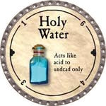 Holy Water - 2008 (Platinum) - C37