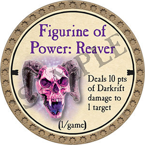 Figurine of Power: Reaver - 2020 (Gold) - C1