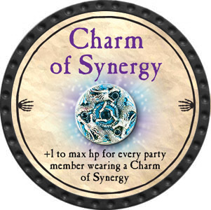 Charm of Synergy - 2012 (Onyx) - C25