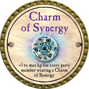 Charm of Synergy - 2012 (Gold) - C57