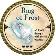 Ring of Frost - 2010 (Gold) - C57