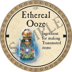 Ethereal Ooze - 2020 (Gold) - C54