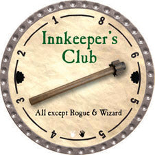 Innkeeper's Club - 2011 (Platinum)